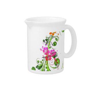 Diseño floral 04 jarron