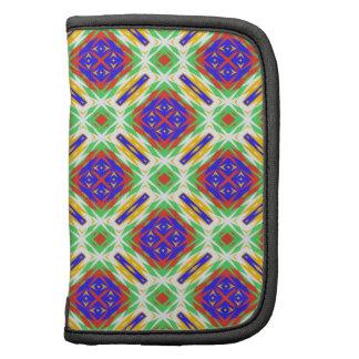 Diseño floral abstracto de la tela. Modelo de la p Planificador