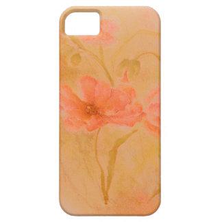 diseño floral antiguo de la casamata del iphone 5 iPhone 5 Case-Mate cobertura