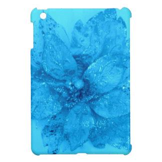 Diseño floral azul claro de Admiro