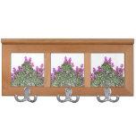 diseño floral del bosquejo del arbusto verde de