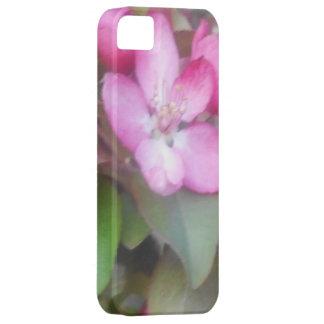 Diseño floral del caso de Barely There IPhone Funda Para iPhone SE/5/5s