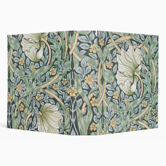 Diseño floral del Pimpernel de William Morris