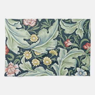Diseño floral del vintage de William Morris - de L Toallas