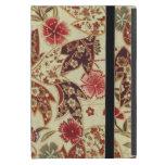 Diseño floral del vintage iPad mini carcasa
