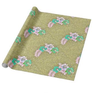 Diseño floral GINA, verde