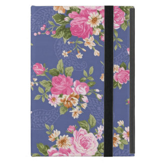 Diseño floral hermoso iPad mini coberturas