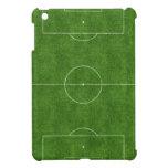 diseño footy de la hierba del fútbol del campo de