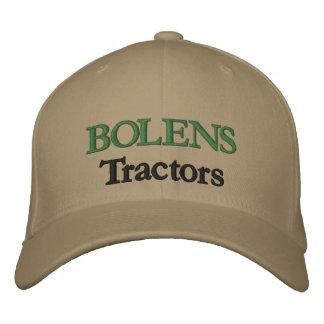 Diseño fornido de los cortacéspedes de los cortacé gorras de béisbol bordadas