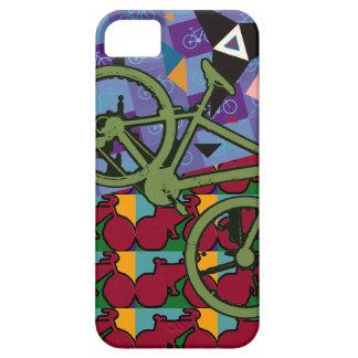 diseño fresco de diversa bici iPhone 5 fundas