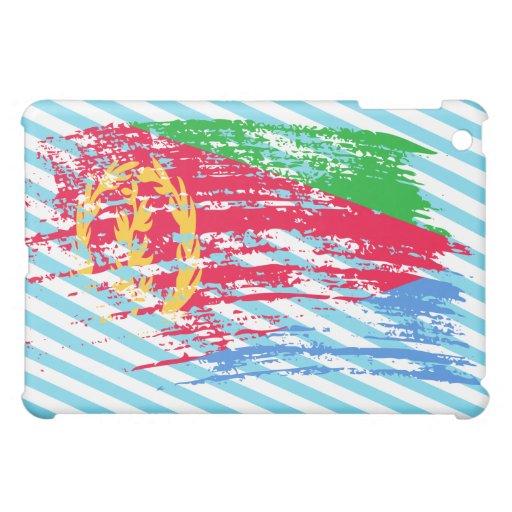 Diseño fresco de la bandera del Eritrean