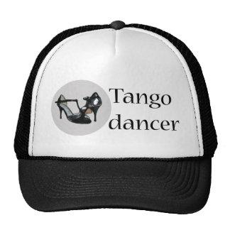 ¡Diseño fresco de la danza del tango! Gorras De Camionero