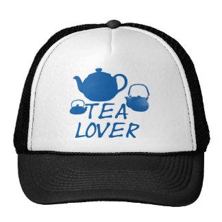 ¡Diseño fresco del amante del té! Gorro De Camionero
