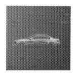 Diseño fresco del complemento del coche 3D del car Teja Ceramica