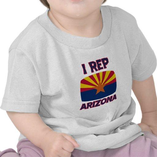 diseño fresco del estado de América Camisetas