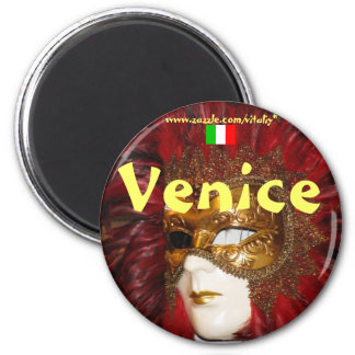 Diseño fresco del imán de la máscara de Italia Ven