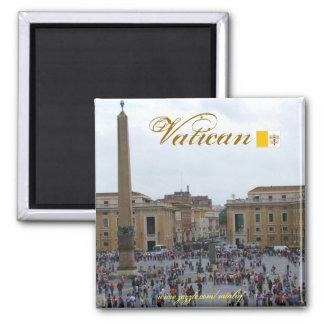 Diseño fresco del imán de Vatican Italia