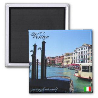 Diseño fresco del imán de Venecia Italia