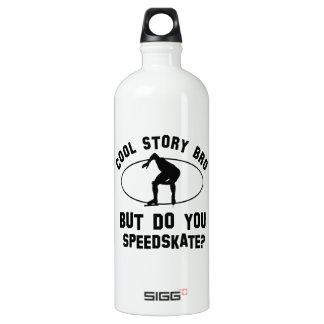 diseño fresco del speedskate