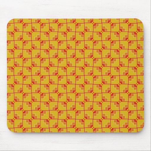 Diseño geométrico 06 mousepads