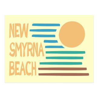 Diseño geométrico de la Florida de la nueva playa Postales
