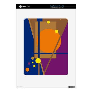 Diseño geométrico decorativo por Moma Skin Para El iPad