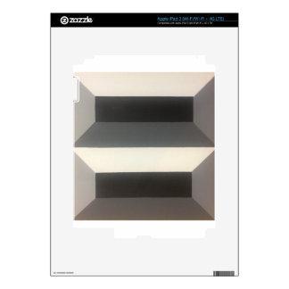 Diseño geométrico original de Dominic Joyce Pegatinas Skins Para iPad 3