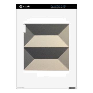 Diseño geométrico original de Dominic Joyce Skin Para El iPad 2