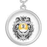 Diseño gótico de la bola de APA 9 Grimpola Personalizada