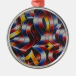 Diseño GRACIOSO de la TOLERANCIA de DIOS Ornamento Para Reyes Magos
