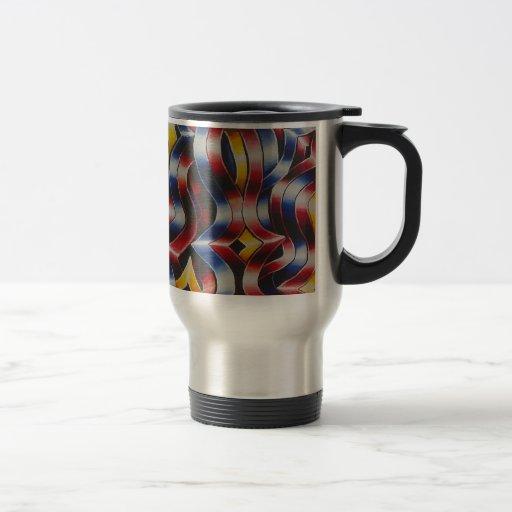 Diseño GRACIOSO de la TOLERANCIA de DIOS Taza De Café