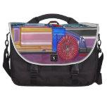 Diseño gráfico: Coche exótico Bolsas Para Portatil