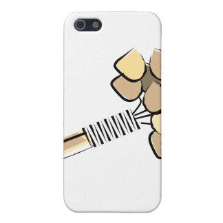 Diseño gráfico de la imagen del traqueteo del pali iPhone 5 fundas