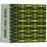 Diseño gráfico del arte de mimbre verde de las ray