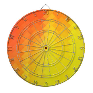 Diseño gráfico tablero dardos