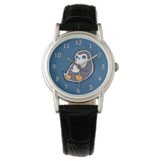 Diseño grande dulce de relajación del dibujo de la relojes de mano