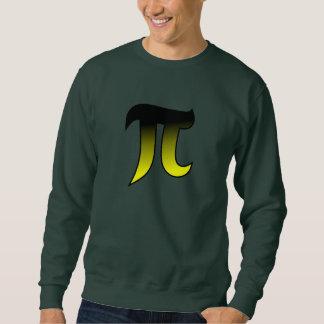 Diseño griego negro y amarillo 1 de la matemáticas jersey