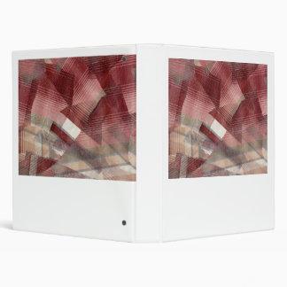 Diseño gris rosado rojo del modelo de las rayas de