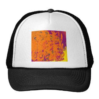 Diseño hermoso del color del otoño gorra