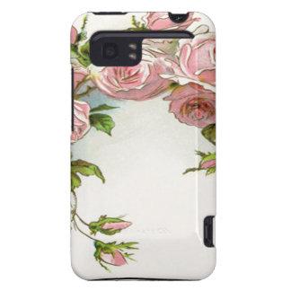 Diseño hermoso del rosa carcasa para HTC vivid