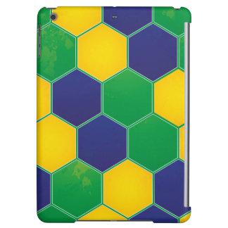 Diseño hexagonal del Brasil
