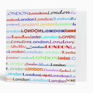 """Diseño II 2"""" del texto de Londres carpeta"""