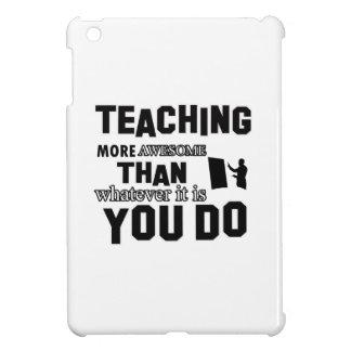 Diseño impresionante de la enseñanza