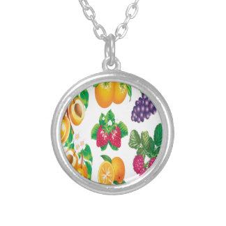 Diseño impresionante de la selección de la fruta pendientes