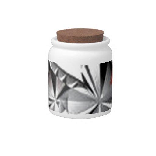 Diseño impresionante de los símbolos del póker plato para caramelo
