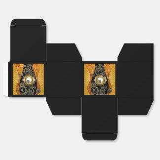Diseño impresionante del steampunk con los relojes cajas para regalos de fiestas