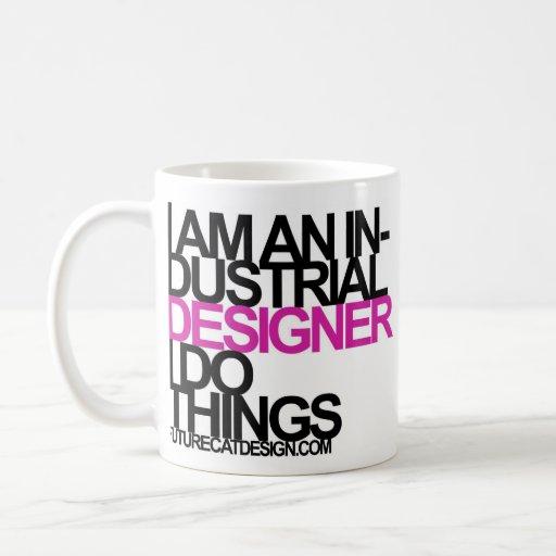 diseño industrial del coffè taza