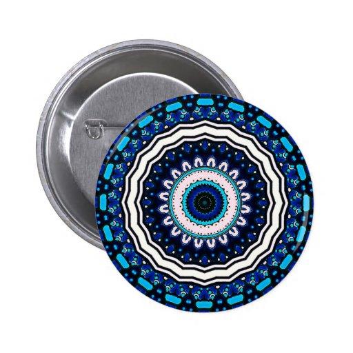 Diseño influenciado marroquí de la teja del vintag pins