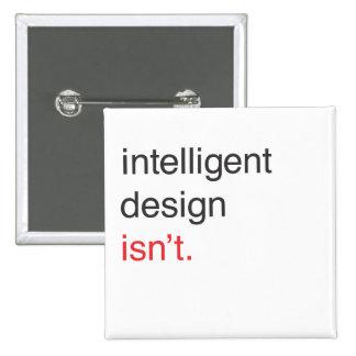 diseño inteligente pin cuadrado