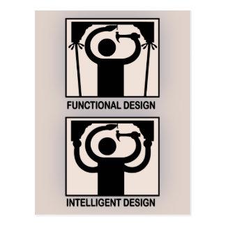 Diseño inteligente postal